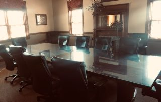 Conference Room of Farmers' Mutual Insurance of Callaway County Missouri