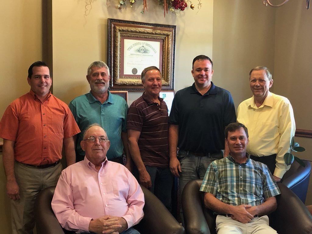 Current Farmers' Mutual Insurance of Callaway Board of Directors